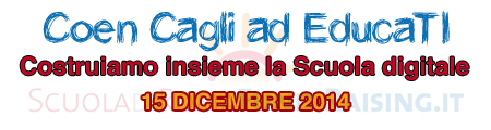 Massimo Coen Cagli partecipa a EducaTI
