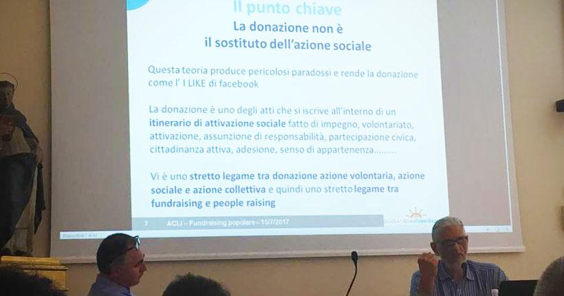Massimo Coen Cagli a Bologna con le Acli