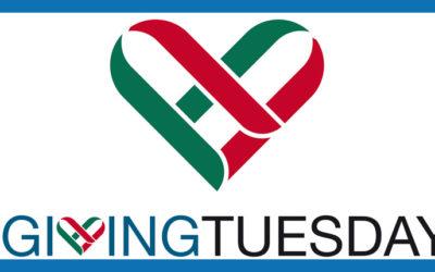 La Scuola di Roma Fund-Raising.it aderisce al Giving Tuesday Italia
