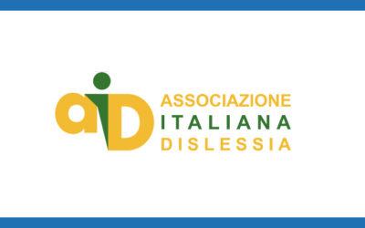 Coen Cagli all'assemblea nazionale dell'Associazione Italiana Dislessia