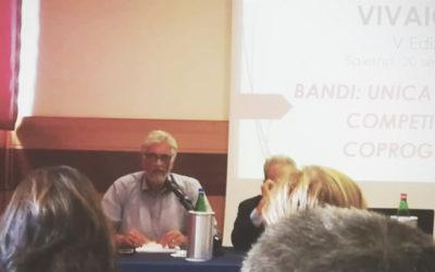 Scuola di Roma Fund-raising it e Associazione Sud Fundraising a Vivaio Sud